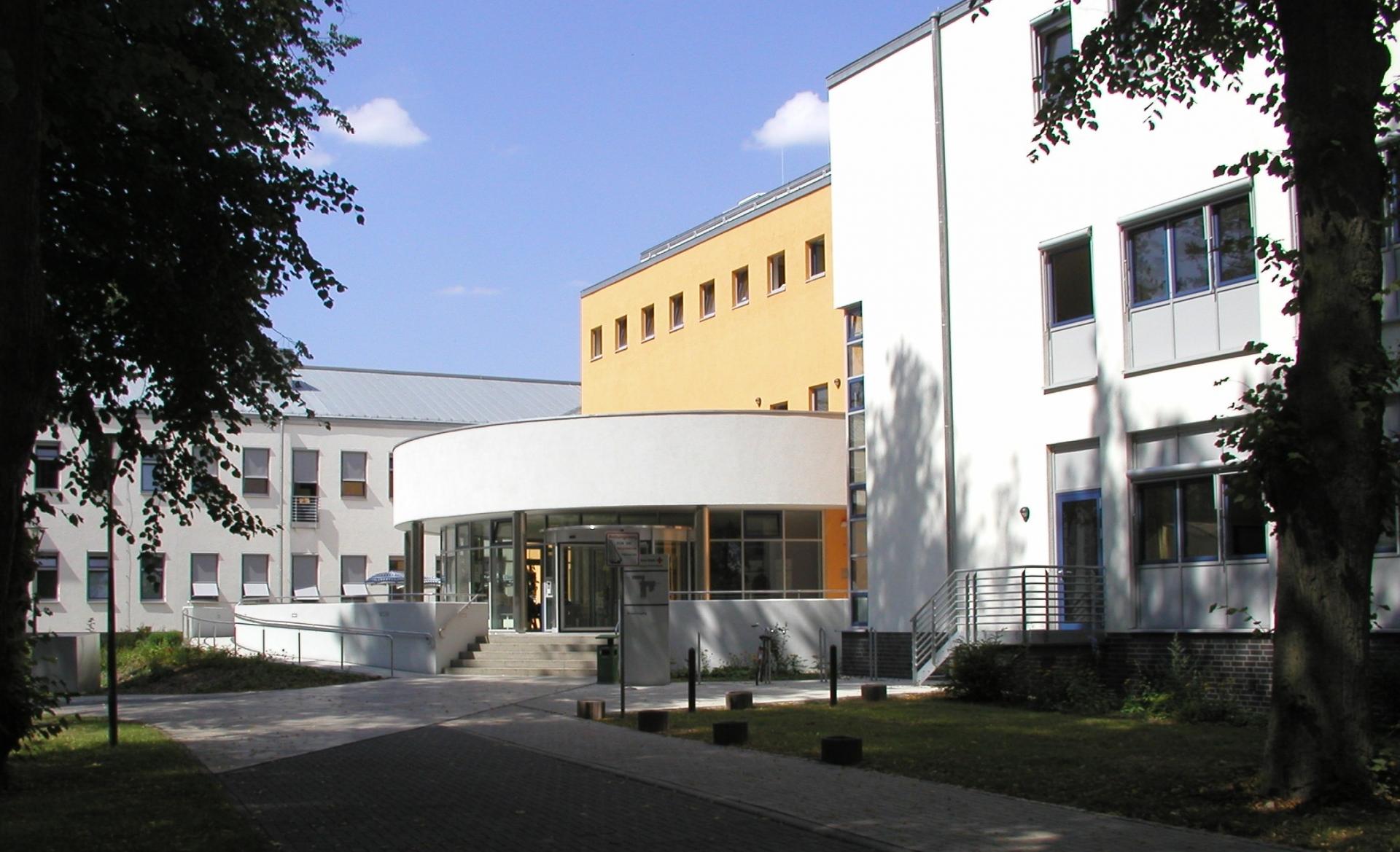 Krankenhaus Bartmannshagen